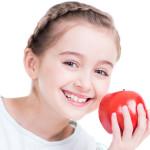 girl_apple